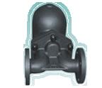 杠杠浮球式蒸汽疏水阀FT43H-16C